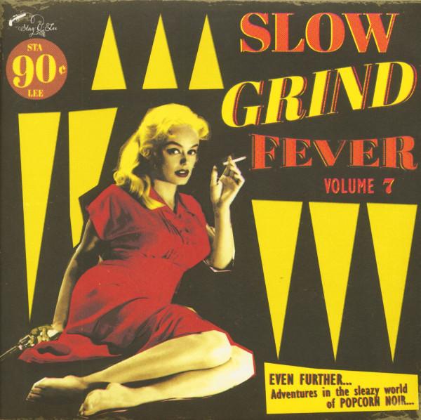 Slow Grind Fever, Vol.7 (LP)