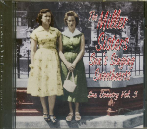 Sun's Singing Sweethearts - Sun Country Vol.3 (CD)