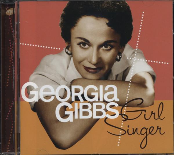 Gibbs, Georgia Girl Singer