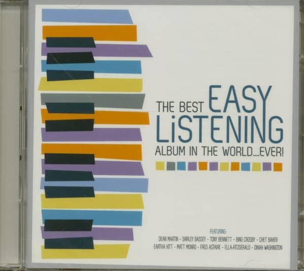 The Best Easy Listening Album (2-CD)