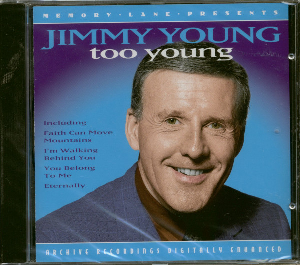 Too Young (CD)