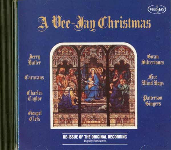 A Vee-Jay Christmas