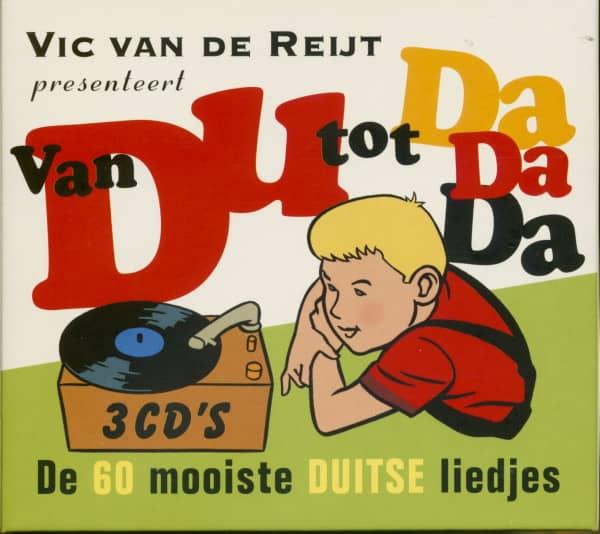 Ric Van De Reijt präsentiert 3-CD