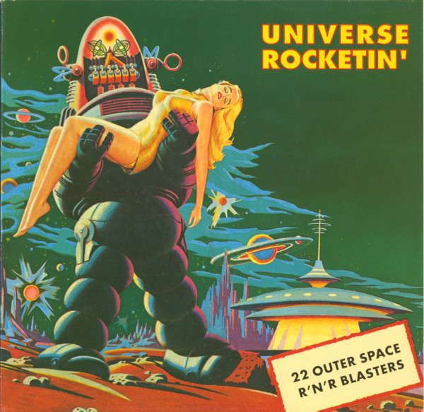 Universe Rocketin' (50s Outta Space Blasters)