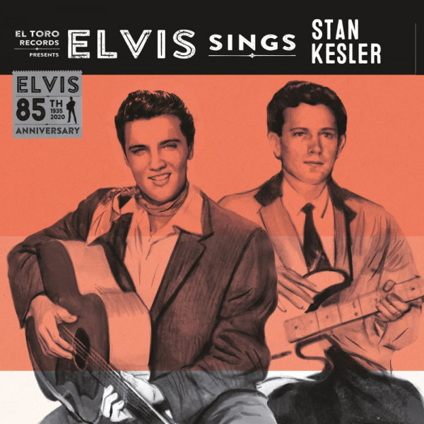Elvis Sings Stan Kesler (7inch, EP, 45rpm, PS)