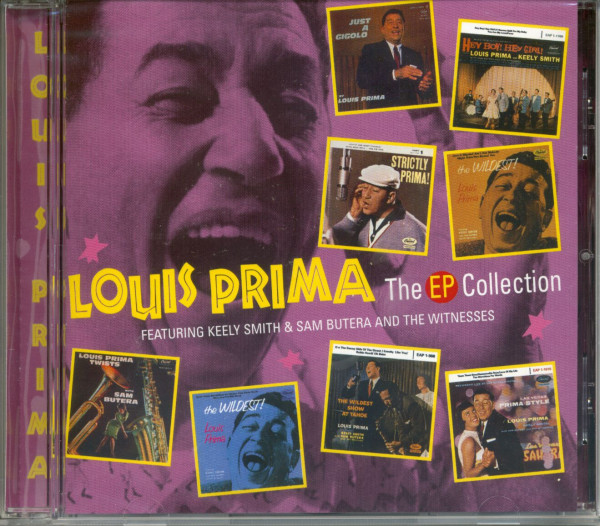 EP-Collection (CD)