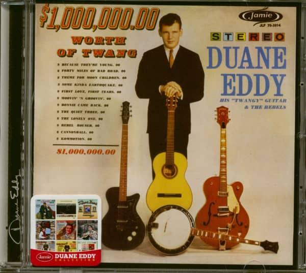 1.000.000.00 Worth Of Twang (CD)