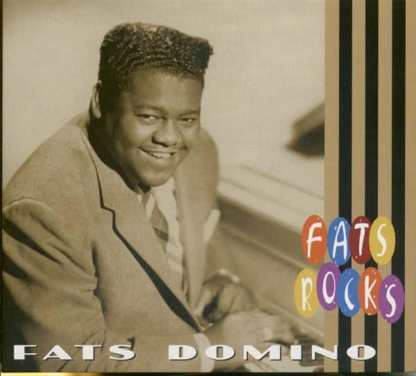Fats Domino - Fats Rocks (CD)