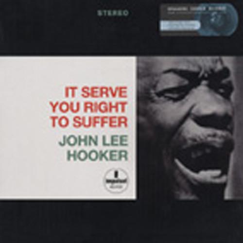 Hooker, John Lee It Serves You Right To Suffer (180 g HQ Vinyl