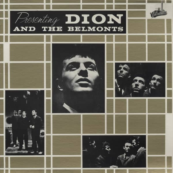 Presenting Dion And The Belmonts (1959) re Vinyl LP (Cut-Out)