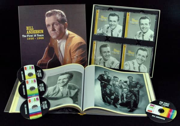 The First 10 Years, 1956-1966 (4-CD)