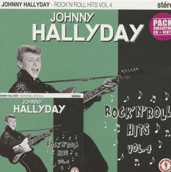 Rock'n'Roll Hits Vol.4 (10inch LP plus CD)