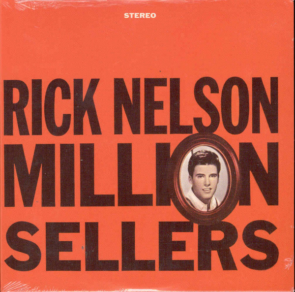 Nelson, Ricky Million Sellers... - Papersleeve