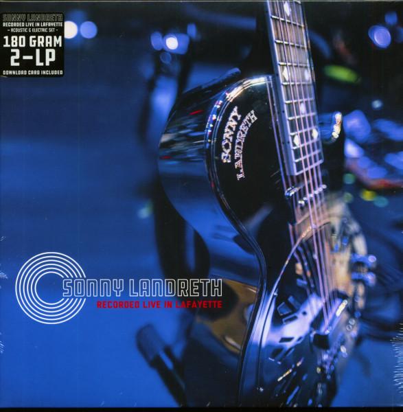 Recorded Live In Lafayette (2-LP, 180g Vinyl)