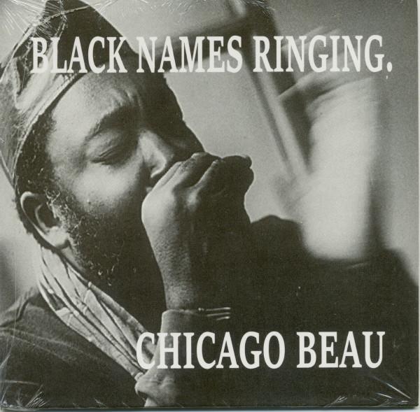 Black Names Ringing (CD)
