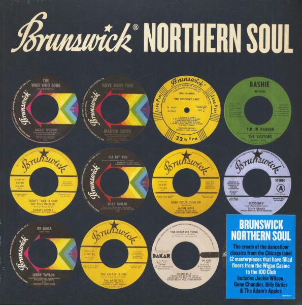 Brunswick Nothern Soul (LP)
