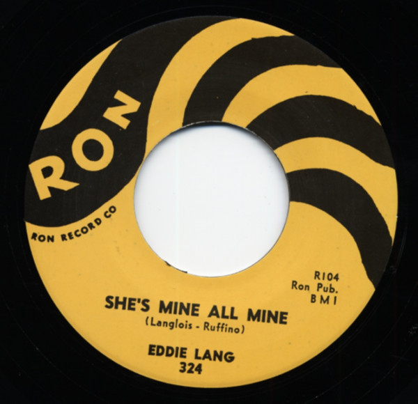 She's Mine All Mine b-w Troubles Troubles 7inch, 45rpm