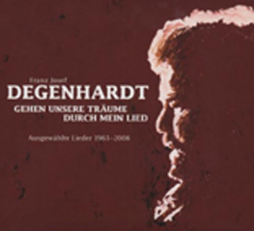 Degenhardt, Franz Josef Gehen unsere Träume durch mein Lied (4-CD)