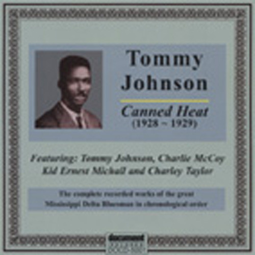 Johnson, Tommy Complete Recorded Works