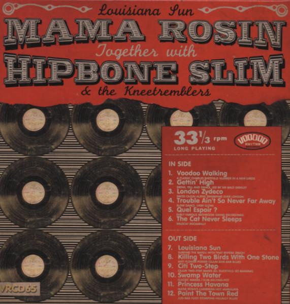 Mama Rosin & Hipbone Slim Louisiana Sun