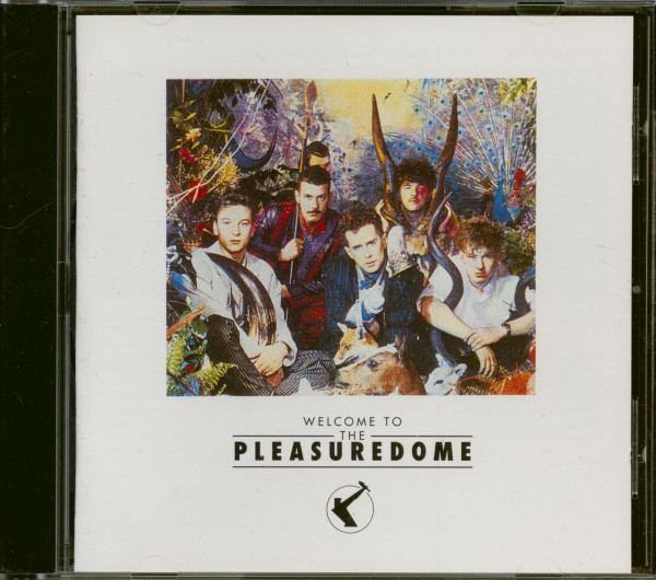 Welcome To The Pleasure Dome (CD)