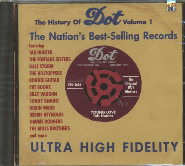 The History Of Dot, Vol.1 (CD)