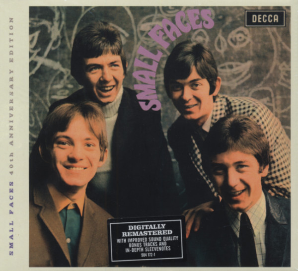Small Faces Small Faces...plus 40th Anniversary Edition