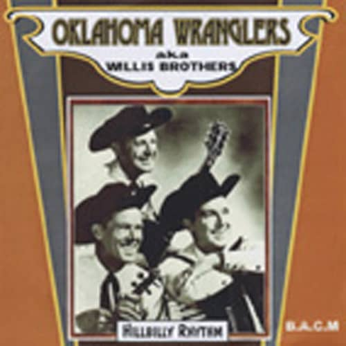 Oklahoma Wranglers Hillbilly Rhythm