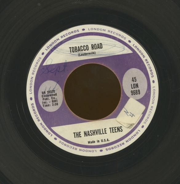 Tobacco Road - I Like It Like That (7inch, 45rpm)