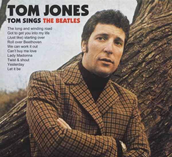 Jones, Tom Tom Sings The Beatles