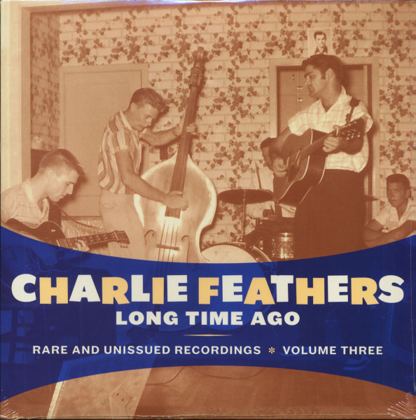 Long Time Ago - Rare And Unissued Recordings Vol.3 (LP)