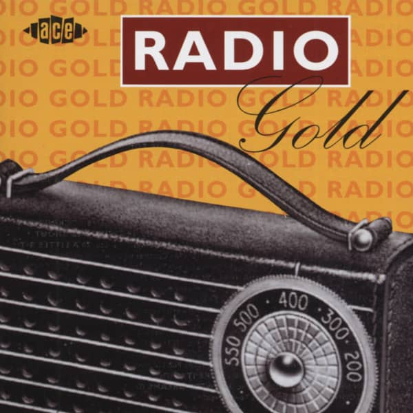 Radio Gold Vol.1 (CD)
