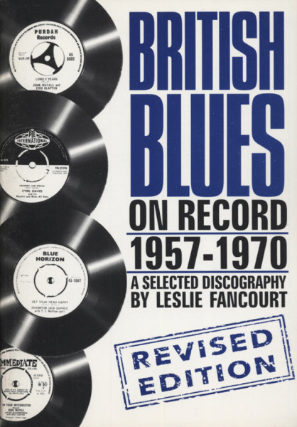 British Blues Leslie Fancourt