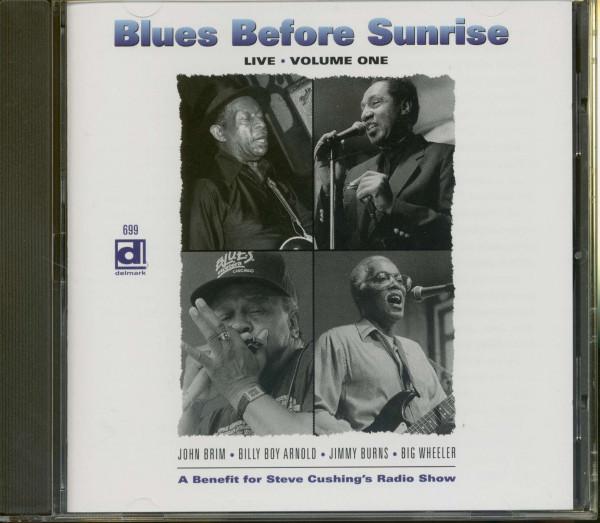 Va Blues Before Sunrise