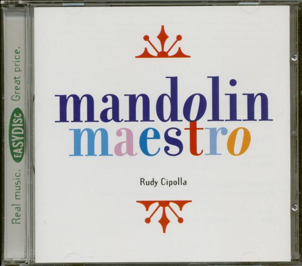 Mandolin Maestro (CD)