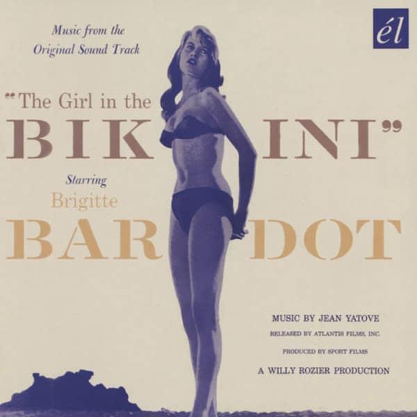 Bardot, Brigitte Girl In The Bikini - Soundtrack