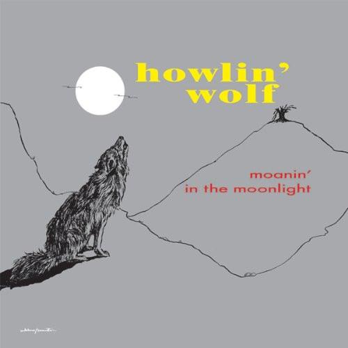 Moanin' In The Moonlight (LP, Vinyl 180g)