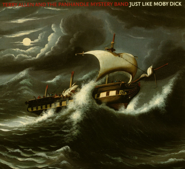 Just Like Moby Dick (CD)
