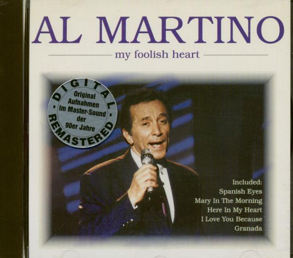 My Foolish Heart (CD)