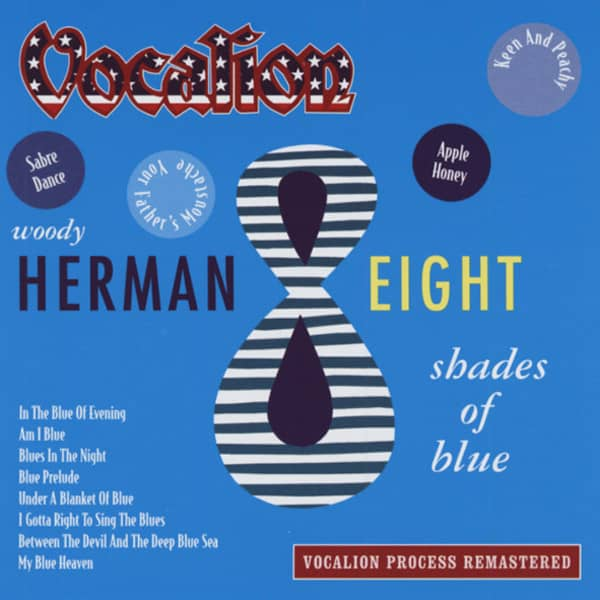 Herman, Woody Eight Shades Of Blue