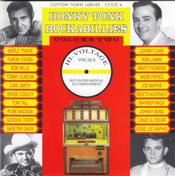 Honky Tonk Rockabillies Vol.2