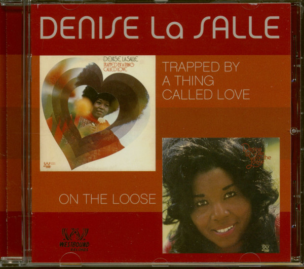 Trapped By A Thing Called Love - On The Loose (CD)