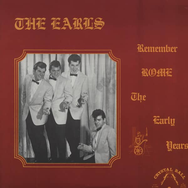 Remember Rome - The Early Years (LP)