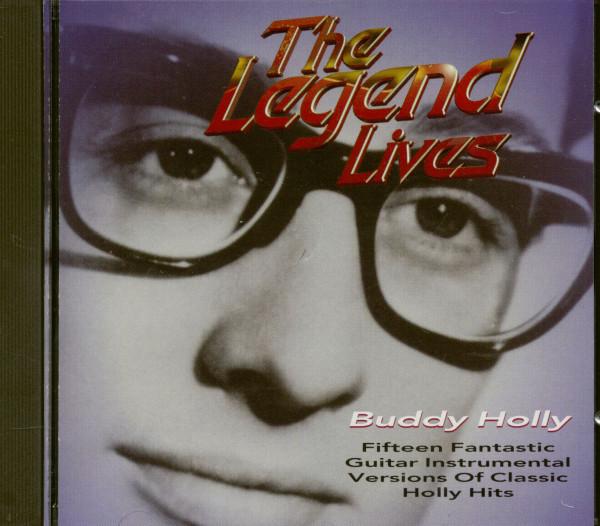 The Legend Lives (CD)