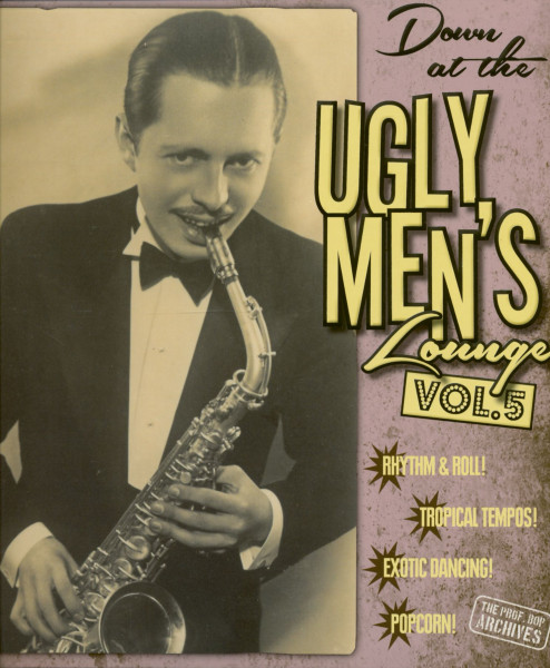 Down At The Ugly Men's Lounge, Vol.5 (LP, 10inch+CD)