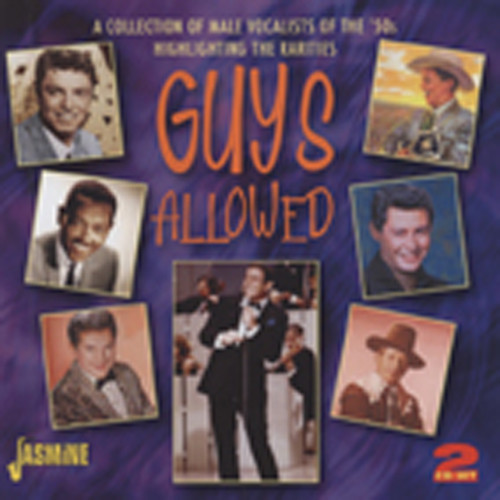 Va Guys Allowed (1950s Male Vocal Rarities) 2-CD