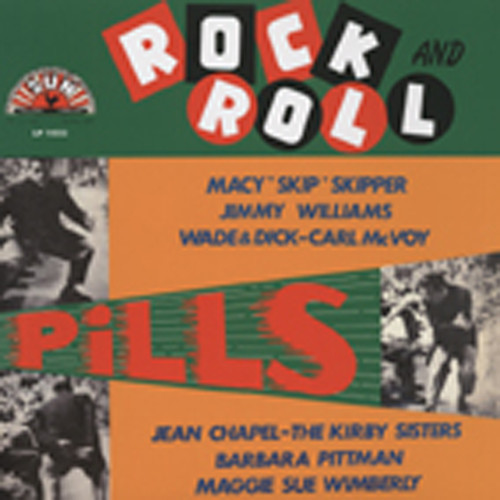 Va Rock & Roll Pills (LP 1023) 180g Vinyl
