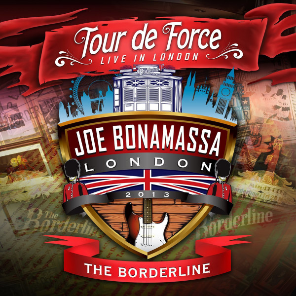Tour De Force: Live At Borderline