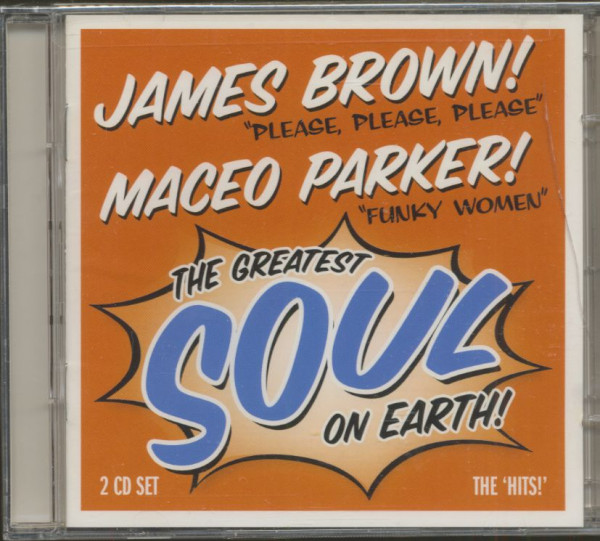 The Greatest Soul On Earth! (2-CD)