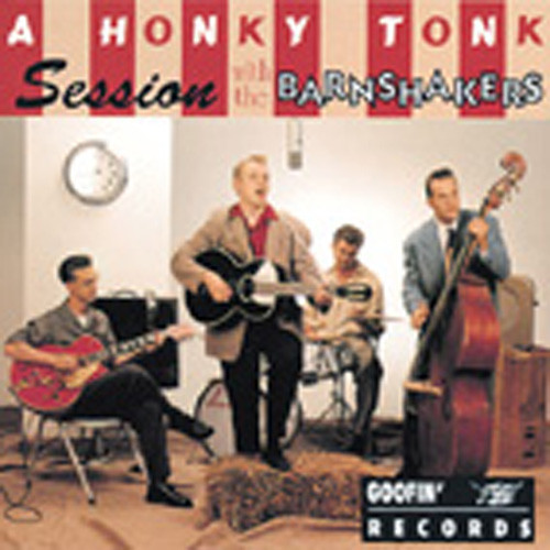 Honky Tonk Session (CD)